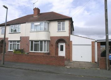 Thumbnail 3 bed semi-detached house for sale in Stourbridge, Wollescote, Monument Avenue