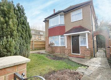 Thumbnail 3 bed detached house for sale in Ivy House Road, Ickenham