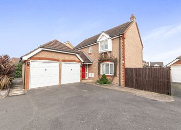 Thumbnail 4 bed detached house for sale in Lavender Drive, Southminster