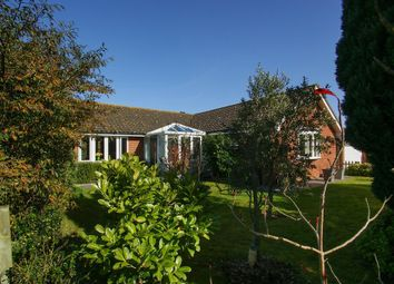 Thumbnail 3 bed detached bungalow for sale in The Chippings, Aldeburgh