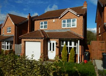 Thumbnail 3 bed detached house to rent in Highfields, Tow Law, Bishop Auckland