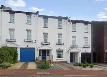 Thumbnail 4 bed town house for sale in Dobson Crescent, Newcastle Upon Tyne