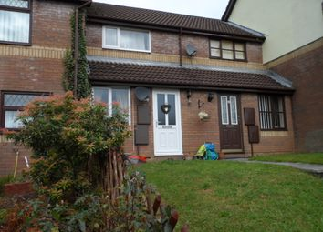 Thumbnail 1 bed terraced house to rent in Rowans Lane, Bryncethin