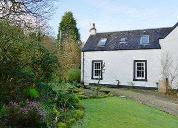 Thumbnail 2 bed cottage for sale in Mill Cottage, Lamlash, Lamlash
