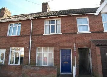 Thumbnail 3 bedroom terraced house to rent in Rowington Road, Norwich