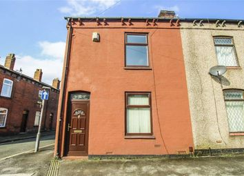 Thumbnail 3 bed end terrace house for sale in Cook Street, Leigh, Lancashire
