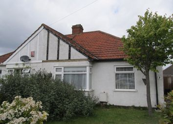 Thumbnail 2 bedroom bungalow to rent in Sussex Road, Orpington