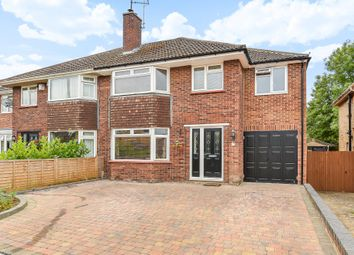 Thumbnail 5 bed semi-detached house for sale in Wistley Road, Charlton Kings, Cheltenham