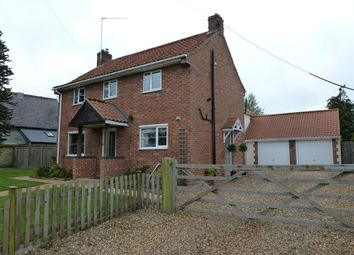 Thumbnail 4 bedroom property to rent in Eastgate Street, Shouldham, King's Lynn