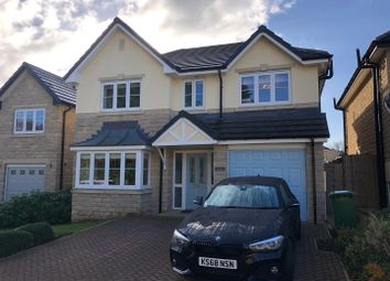 Thumbnail 4 bed detached house for sale in Weavers Mill Way, New Mill