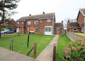 Thumbnail 2 bed semi-detached house for sale in Byng Crescent, Thorpe-Le-Soken, Clacton-On-Sea
