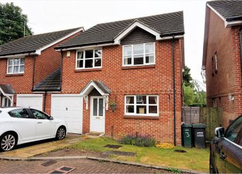 Thumbnail 4 bed link-detached house for sale in Woodside Road, Watford
