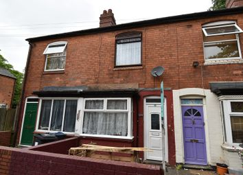 Thumbnail 2 bedroom terraced house for sale in Ivy Avenue, Runcorn Road, Balsall Heath