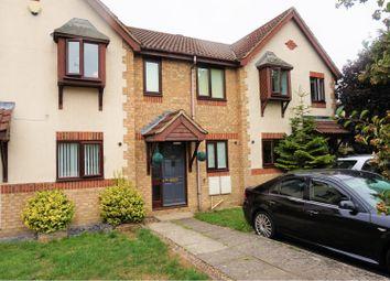 Thumbnail 2 bed terraced house for sale in Pentridge Way Ashurst Bridge, Totton Southampton