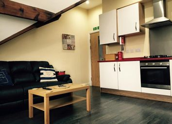 Thumbnail 3 bed flat to rent in Park Road South, Middlesbrough