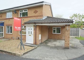 Thumbnail 3 bed semi-detached house for sale in Clover Field, Clayton-Le-Woods, Chorley