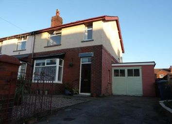 Thumbnail 3 bed semi-detached house for sale in Canterbury Street, Chorley, Lancashire