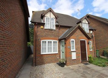 Thumbnail 2 bedroom semi-detached house for sale in Phoebes Orchard, Stoke Hammond, Milton Keynes