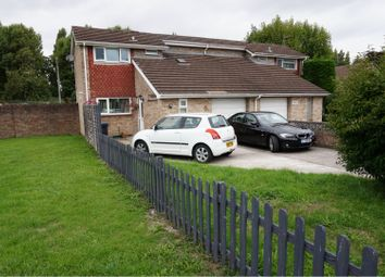 Thumbnail 2 bed semi-detached house for sale in Dunster Crescent, Weston-Super-Mare