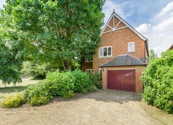 Thumbnail 4 bed detached house for sale in Cranfield Road, Moulsoe, Newport Pagnell, Buckinghamshire
