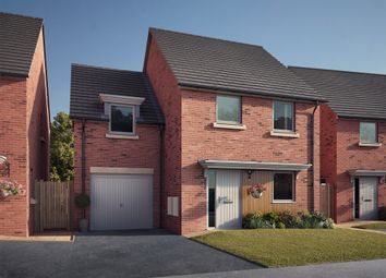 "Thumbnail 4 bed detached house for sale in ""The Sennen"" at South Newsham Road, Blyth"