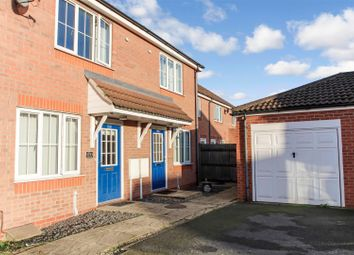 Thumbnail 2 bed town house for sale in Pochard Drive, Scunthorpe