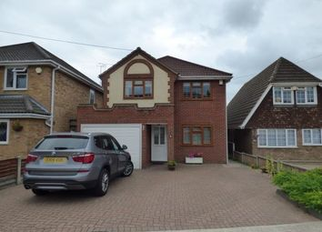 Thumbnail 4 bed detached house for sale in Benfleet, Essex, Uk