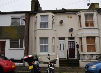 Thumbnail 3 bed terraced house to rent in Gladstone Terrace, Hastings