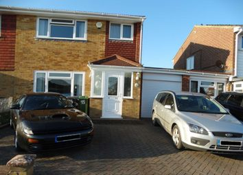 3 bed semi-detached house for sale in Jellicoe Close, Eastbourne BN23