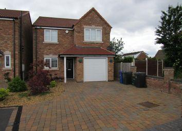Thumbnail 4 bed detached house for sale in Hunster Grange, Stripe Road, Rossington, Doncaster