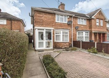 Thumbnail 3 bedroom end terrace house for sale in Boston Grove, Kingstanding, Birmingham, West Midlands