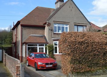 Thumbnail 3 bed semi-detached house for sale in Osborne Road, Tweedmouth, Berwick-Upon-Tweed, Northumberland