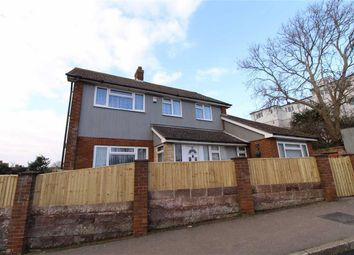 Thumbnail 4 bed detached house for sale in Clifton Road, Hastings, East Sussex