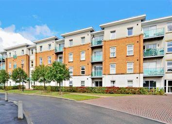 Thumbnail 2 bedroom flat to rent in Sheridan House, Highbury Drive, Leatherhead, Surrey