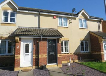 Thumbnail 2 bed terraced house for sale in Kefford Close, Bassingbourn, Royston