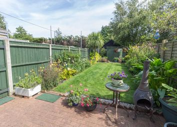 Thumbnail 2 bedroom terraced house for sale in Rochester Road, Lowestoft