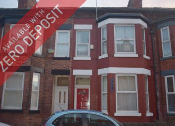 Thumbnail 6 bed property to rent in Cawdor Road, Fallowfield, Manchester