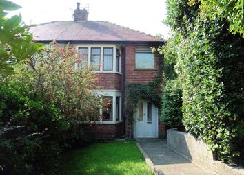 Thumbnail 3 bed semi-detached house for sale in Brough Avenue, Blackpool