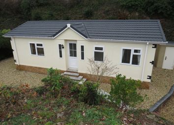 Thumbnail 2 bedroom mobile/park home for sale in Cleeve Wood Road, Downend, Bristol