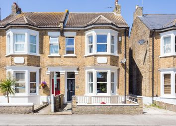 Thumbnail 4 bed semi-detached house for sale in Gladstone Road, Broadstairs