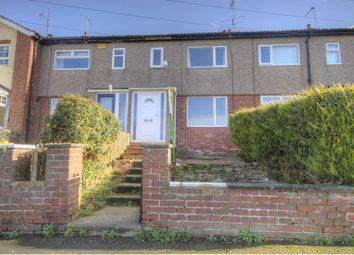 Thumbnail 2 bedroom terraced house for sale in Barley Mill Road, Bridgehill, Consett