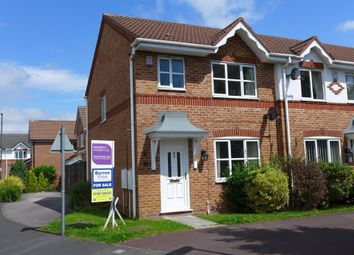 Thumbnail 3 bed end terrace house for sale in Winsmoor Drive, Hindley, Wigan