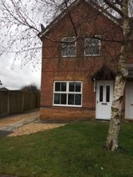 Thumbnail 3 bed semi-detached house to rent in Lupin Road, Lincoln, Lincolnshire