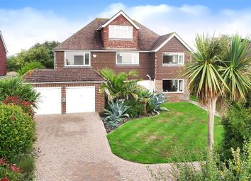 Thumbnail 4 bed detached house for sale in West Kingston Estate, East Preston, West Sussex