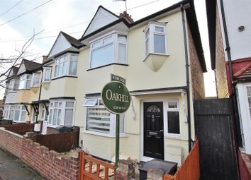 Thumbnail 3 bed end terrace house for sale in Hartham Road, Isleworth
