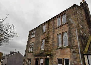 Thumbnail 1 bed flat for sale in 16 Templand Road, Dalry