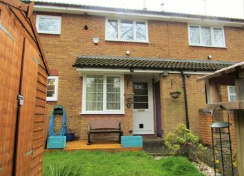 Thumbnail 1 bedroom terraced house for sale in Squirrel Drive, Southampton