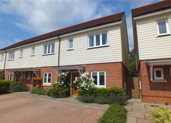 Thumbnail 3 bed semi-detached house for sale in Willowbourne, Fleet