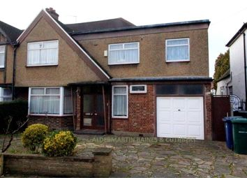 Thumbnail 5 bed semi-detached house for sale in Edgwarebury Lane, Edgware, Middlesex
