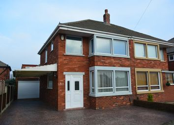 Thumbnail 2 bedroom semi-detached house for sale in Hawes Side Lane, South Shore, Blackpool